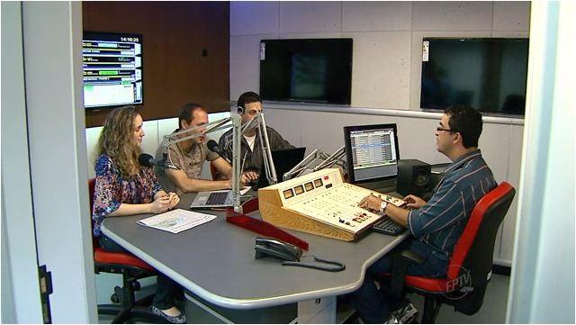 Rádio especializada em notícias, CBN, está no ar para a região de Ribeirão (Foto: Reprodução EPTV)