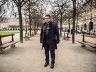 Direto de Paris! Cassio Gabus Mendes grava cenas de Babilônia