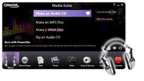 edição reprodução música media suite