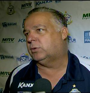 Josué Teixeira - Macaé (Foto: Reprodução / Inter TV)