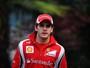 """Era o escolhido para lugar de Kimi"", revela Montezemolo, sobre Bianchi"