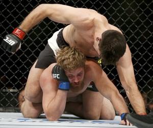 Demian Maia x Gunnar Nelson; UFC 194 (Foto: AP)