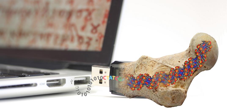 Armazenar dados em forma de DNA é a chave para preservá-los pela eternidade