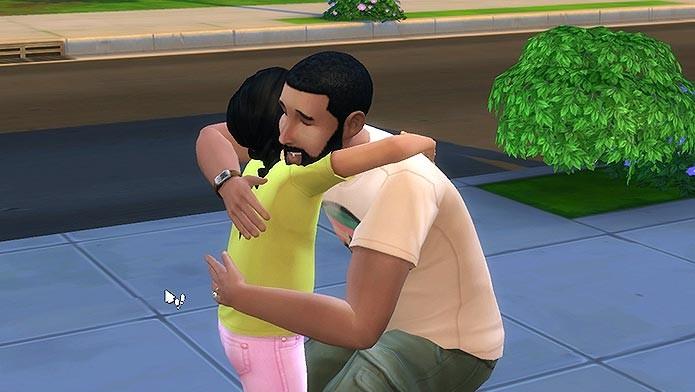 The Sims 4: veja como adotar uma criança no game (Foto: Reprodução/Tais Carvalho)