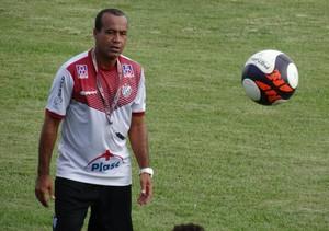 Aílton Ferraz Tupi-MG técnico (Foto: Bruno Ribeiro)