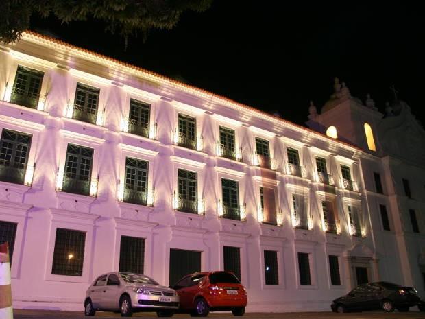Igreja de Santo Alexandre em Belém (Foto: Divulgação / Agência Pará)