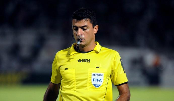 Sandro Ricci Referee