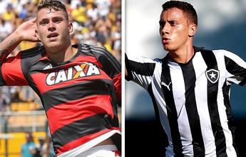 Round 7: Flamengo e Botafogo abrem decisão do Carioca no Laranjão