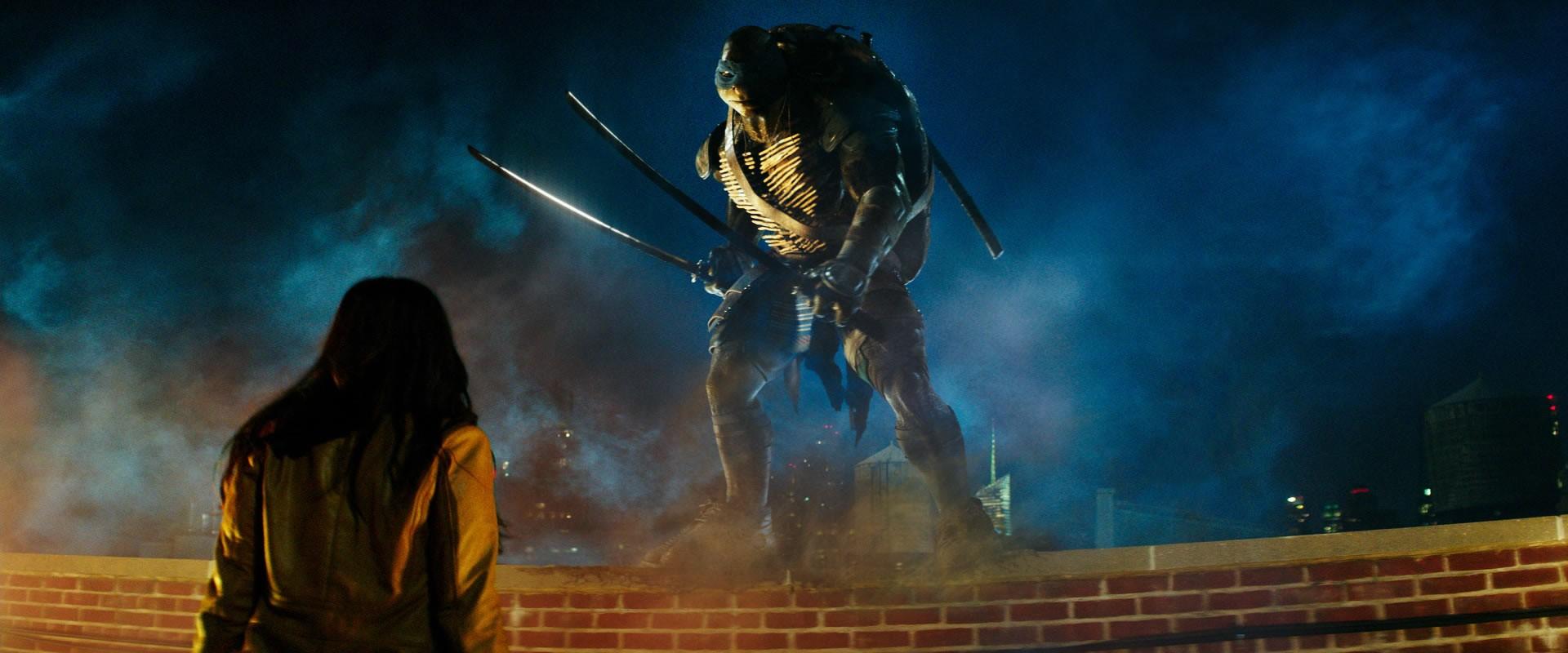 Sucesso de público nos EUA, 'As Tartarugas Ninja' ganhará sequência em 2016