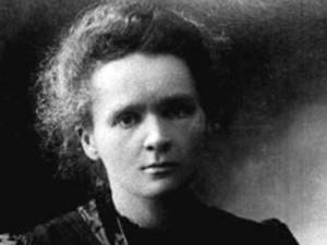 A física nuclear polonesa Marie Curie (Foto: BBC)