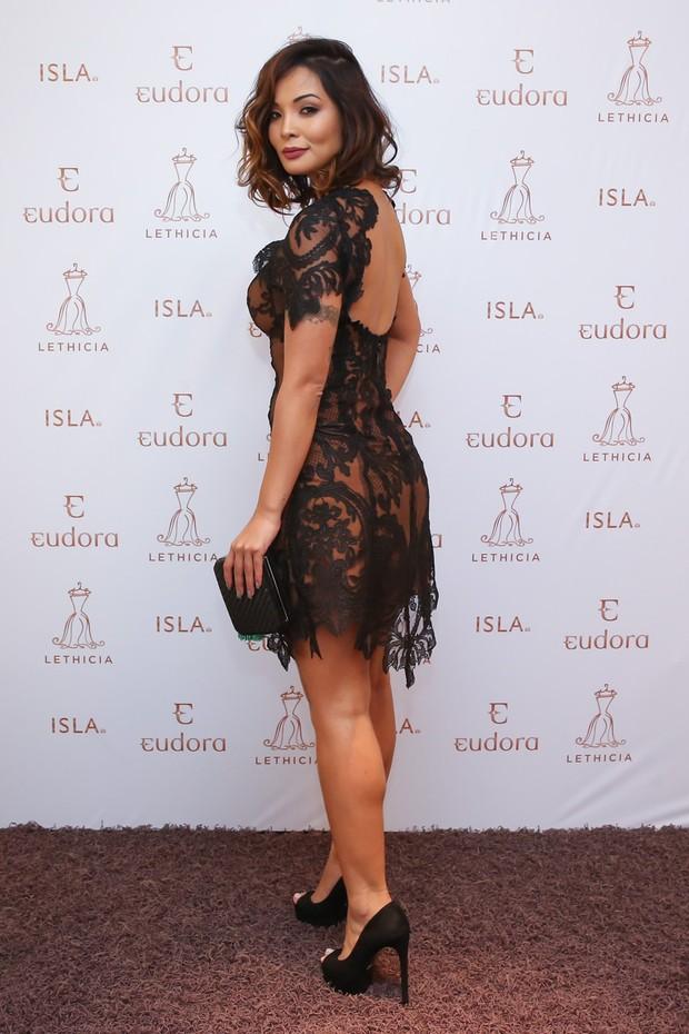 Carol Nakamura (Foto: Manuela Scarpa/Brazil News)