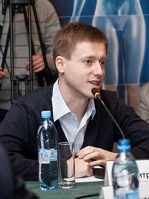 Dmitry Itskov (Foto: Reprodução/Dmitry Itskov/Facebook)