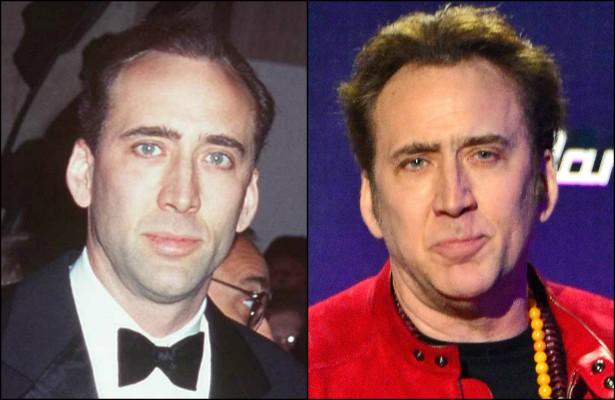 Nicolas Cage acaba de completar 51 anos de vida e, honestamente, não pode dizer que faz mais o mesmo sucesso que fazia ao estrelar produções como 'A Lenda do Tesouro Perdido' (2004), 'Cidade dos Anjos' (1998) e 'Feitiço da Lua' (1987). (Foto: Getty Images)