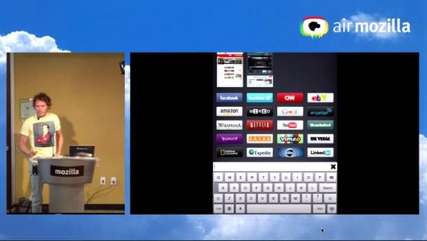 Junior é o novo projeto de navegador para iPad que apresenta uso simplificado (Foto: Reprodução)