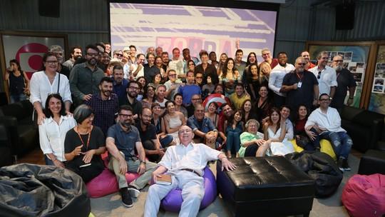 'Zorra': Elenco e equipe lançam nova temporada
