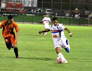 Lacraia jogador do Fast Clube=02-04-2012 (Foto: Frank Cunha/GLOBOESPORTE.COM)