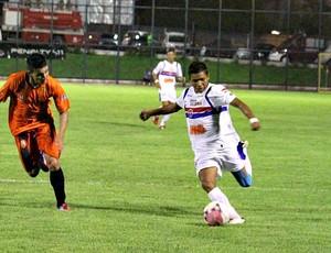 Lacraia jogador do Fast Clube=02-04-2012 (Foto: Frank Cunha/GLOBOESPORTE.COM)