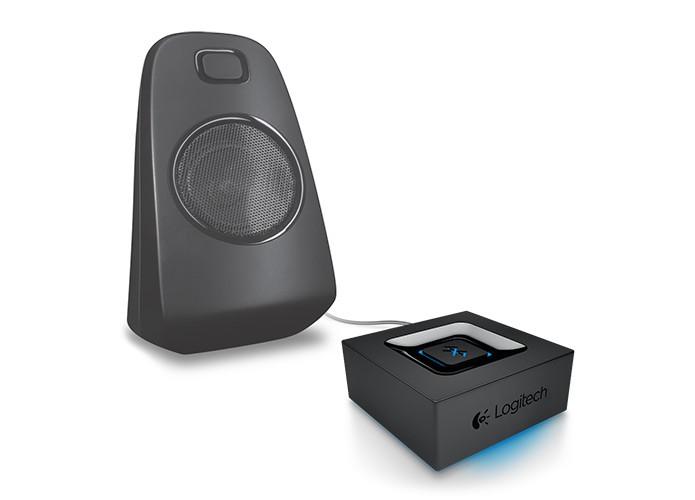 Adaptador permite ouvir música através de bluetooth (foto: Reprodução/Logitech)