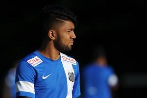 Gabriel Barbosa Santos (Foto: Ivan Storti / Divulgação Santos FC)