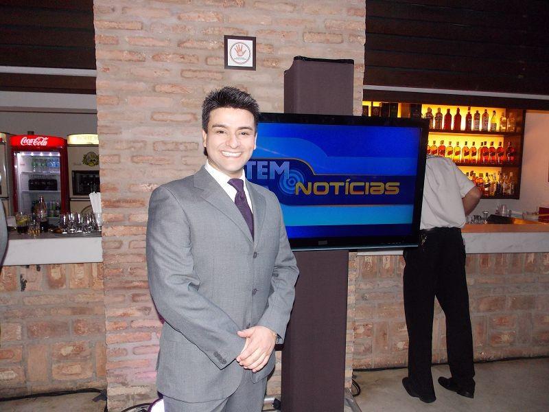 Lançamento da TV TEM Digital em Araçatuba e Região (Foto: Carlos Fuzatti / TV TEM)
