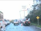 Concessionária espera restabelecer energia até domingo em Ibarama, RS
