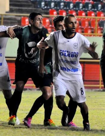 Andirá e Adesg no Acreano da 2ª divisão (Foto: Manoel Façanha/arquivo pessoal)