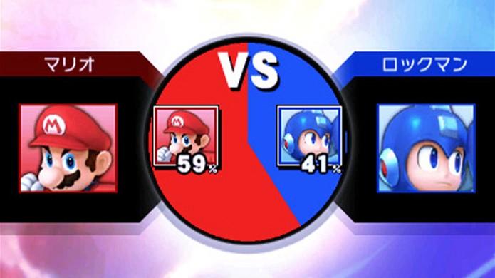 Conquest Mode traz disputa indireta entre personagens (Foto: Divulgação)