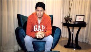 Depoimento oficial do cantor Gian (Foto: Reprodução / Youtube)