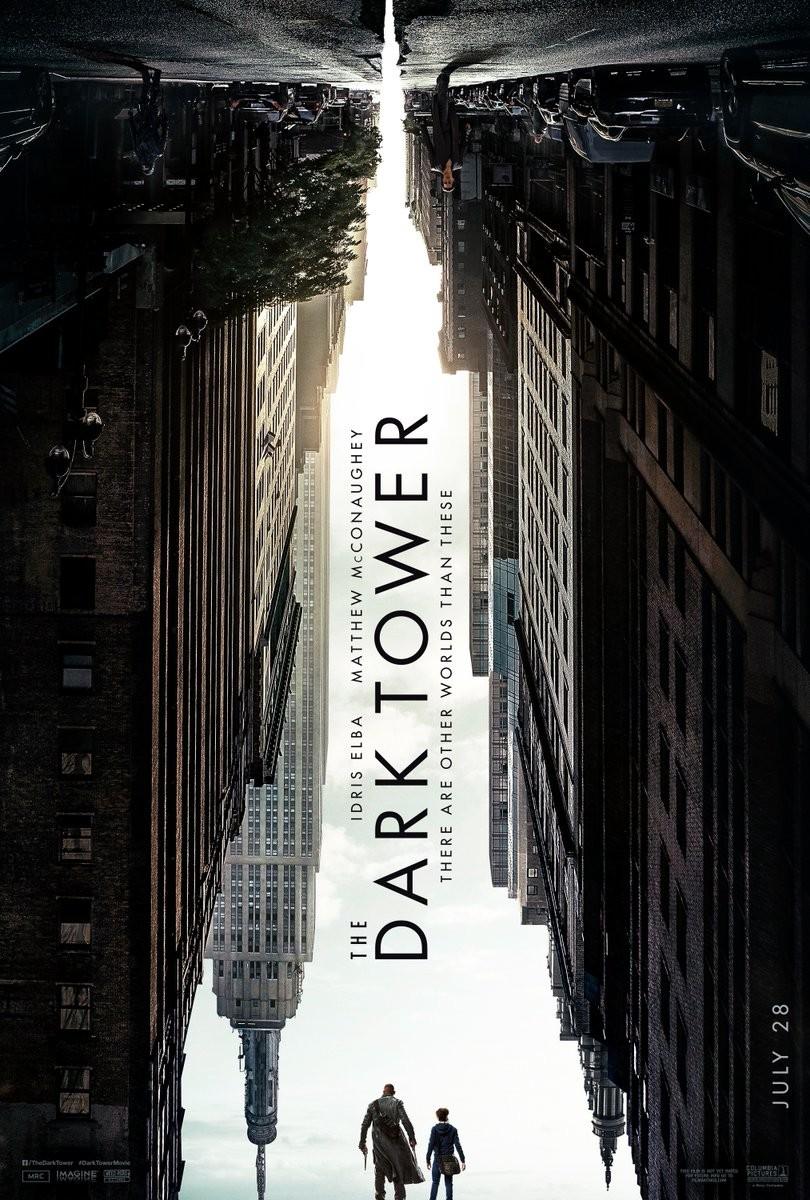 Cartaz de A Torre Negra (Foto: divulgação)