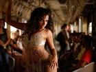 'Tem que ter sexo toda semana', diz Quitéria Chagas no Paparazzo