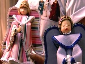 Mulheres paulistas se mobilizam para dar conforto às mães de Santa Maria (Foto: Reprodução/RBS TV)