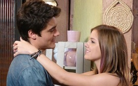 AWN! Guilherme Leicam e Alice Wegmann curtem a volta de #LiTor 