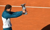 Nadal atropela Federer 