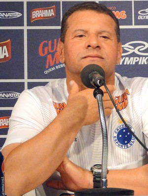 Celso Roth, Cruzeiro (Foto: Roberto Rodrigues)