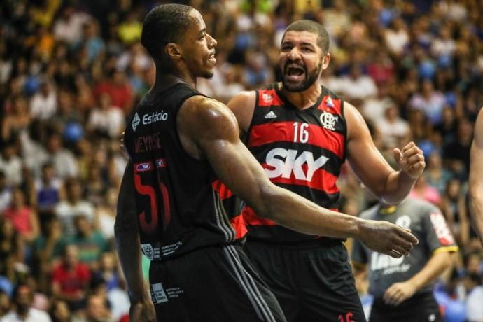 Olivinha Flamengo NBB (Foto: Luiz Pires / LNB)