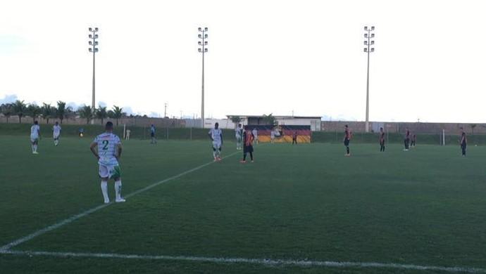 Globo FC x Assu (Foto: Divulgação/FNF)