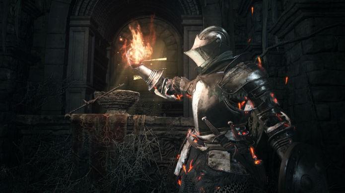 Dark Souls 3 permite viagens rápidas através de fogueiras (Foto: Divulgação/FromSoftware)