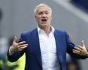 """Jogadores da França revelam conversa """"milagrosa"""" no intervalo"""