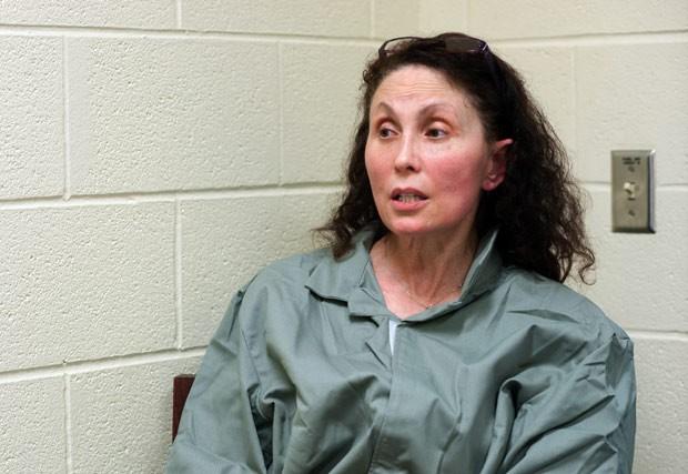 A milionária do ramo farmacêutico Gigi Jordan, que está presa desde 2010, em foto de 2012 (Foto: Getty Images)
