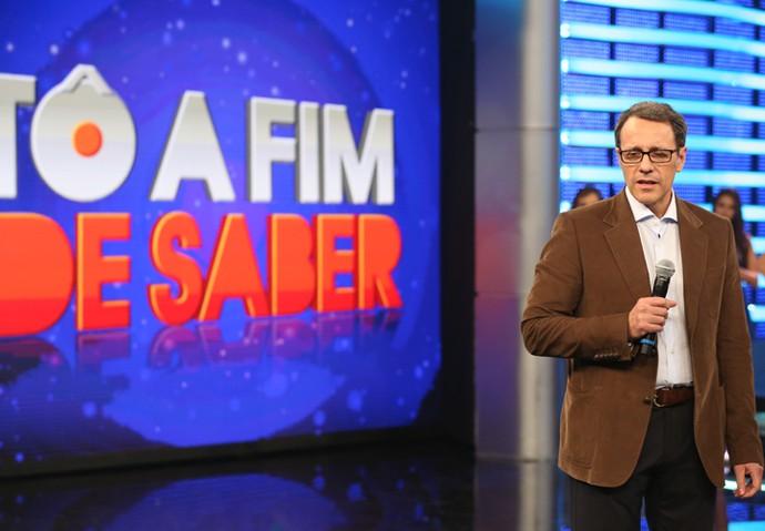 Cardiologista participou no quadro 'Tô a Fim de Saber' (Foto: Carol Caminha/TV Globo)