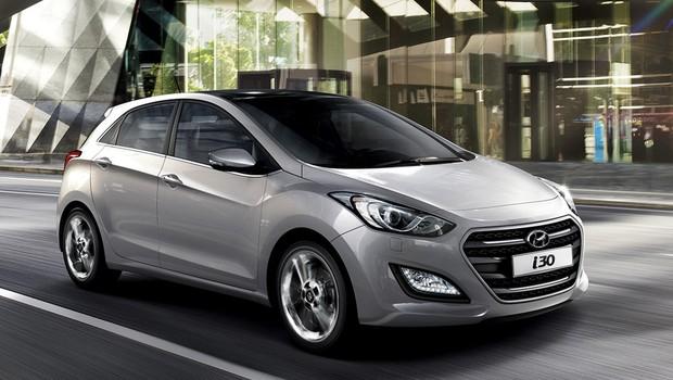 Novo Hyundai i30 (Foto: Divulgação)