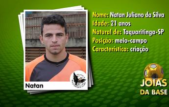 Joias da Base: Conheça Natan, meio-campista do Misto