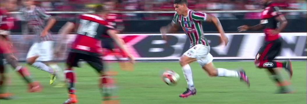 d41eef537c Fluminense x Flamengo - Campeonato Carioca 2017-2018 - globoesporte.com