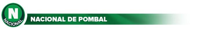 Header Nacional de Pombal (Foto: Globoesporte.com)