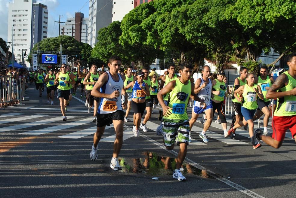 Corrida de Rua Miranda 30 anos acontece no dia 3 de junho, em Natal; largada será na Praça Cívica (Foto: Divulgação)