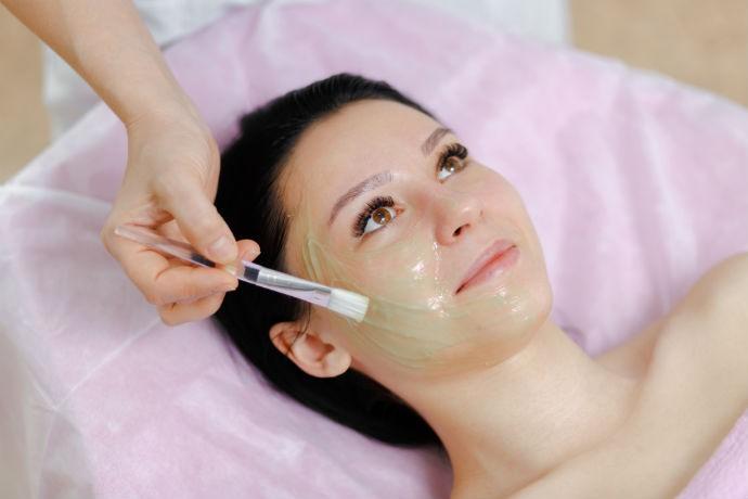 Tratamento de pele (Foto: Divulgação / Unimed SJC)