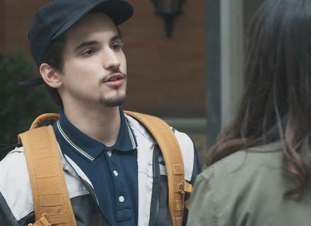 Felipe cobra verdade de Lica: 'Cansa fazer papel de bonzinho com você'