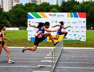 Atletismo, amazonas (Foto: Emanuel Mendes Siqueira/Sejel)