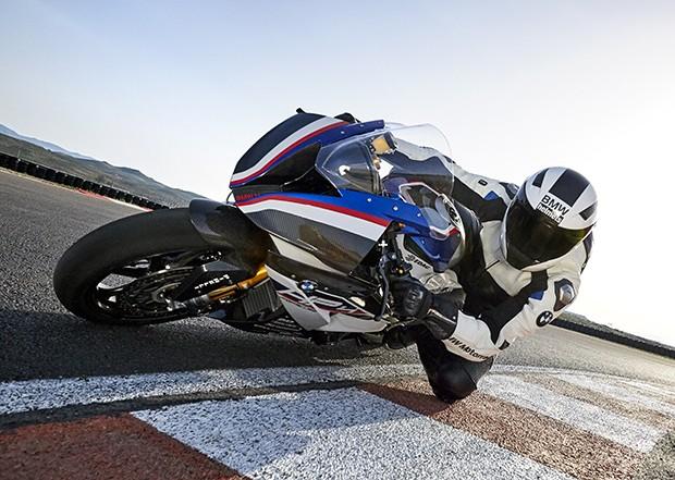 Moto BMW MP4 Race  (Foto: Divulgação)