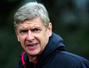 Arsene Wenger coletiva Arsenal (Foto: AFP)